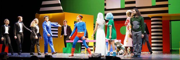 'De Familie Van Nielie barst van liefde' van theater Kwatta, een muzikale, vrolijke en liefdevolle jeugdvoorstelling