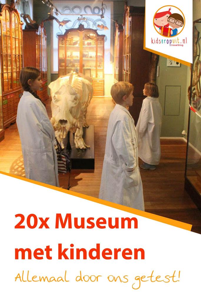 De 20 leukste musea voor kinderen. Allemaal door ons getest!