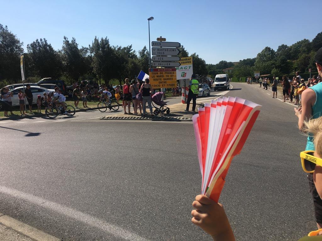 Tour de France kijken met kinderen