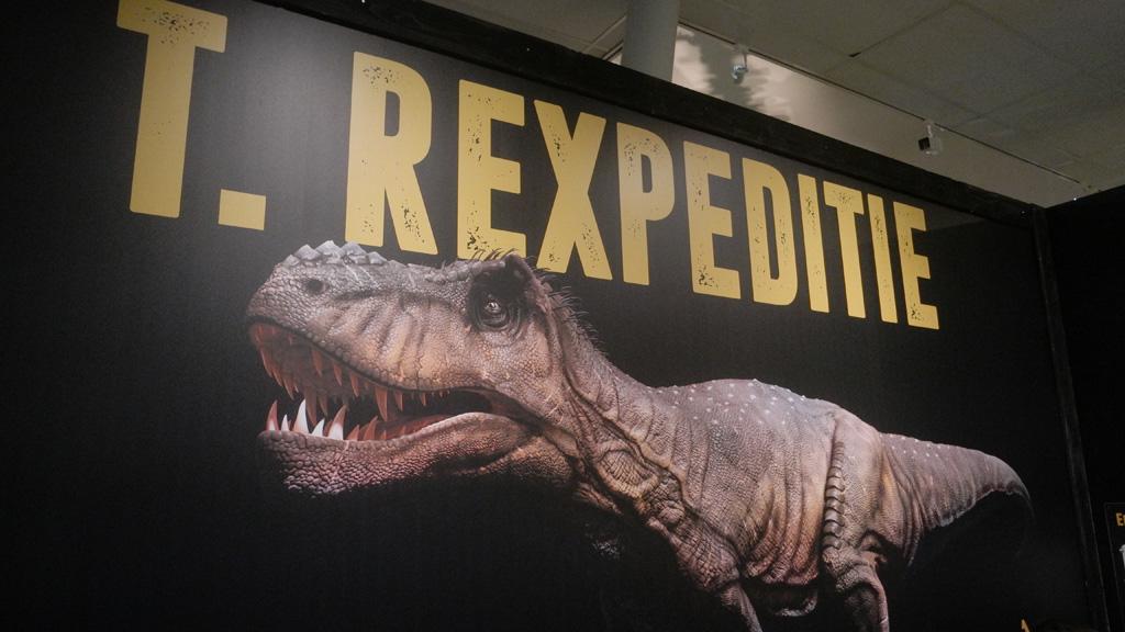T-rexpeditie is in samenwerking met Naturalis gemaakt.