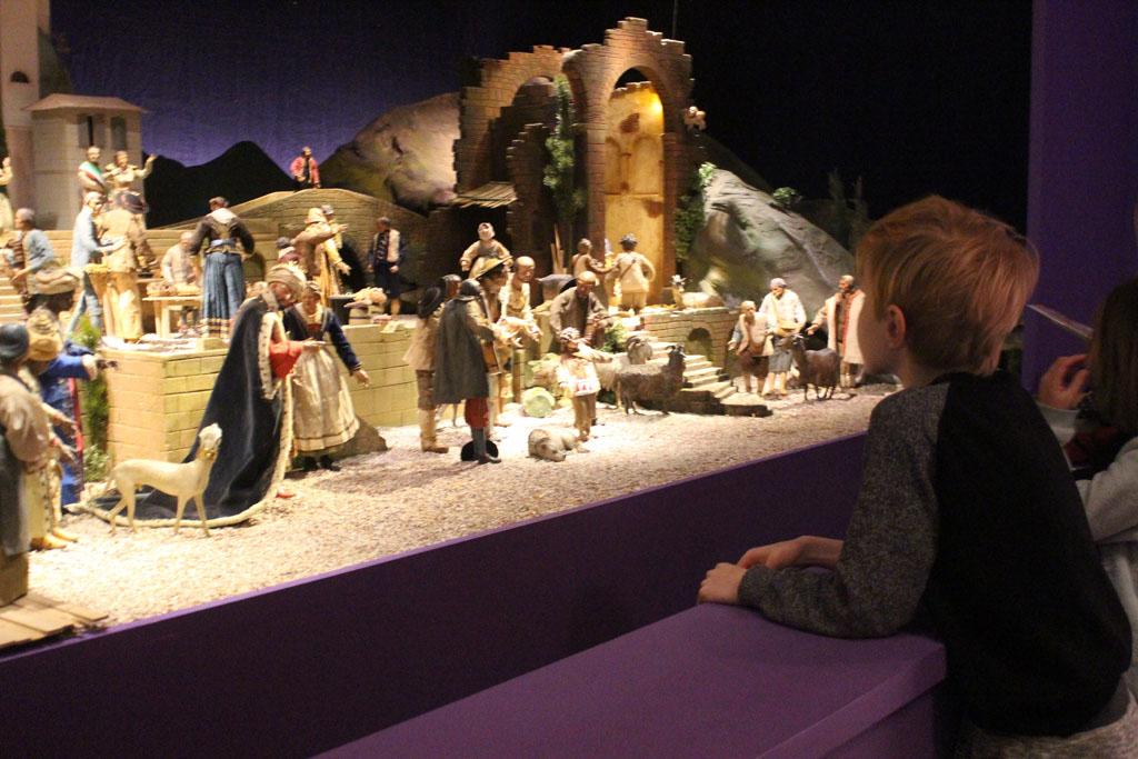 Kerstival in het Museum Catharijne Convent