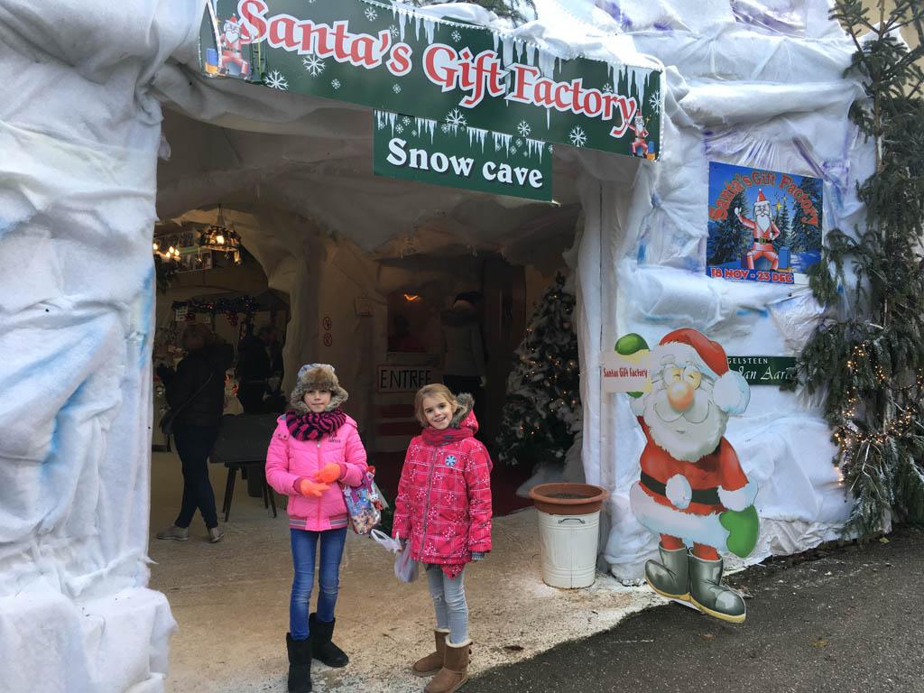 Santa's Gift Factory