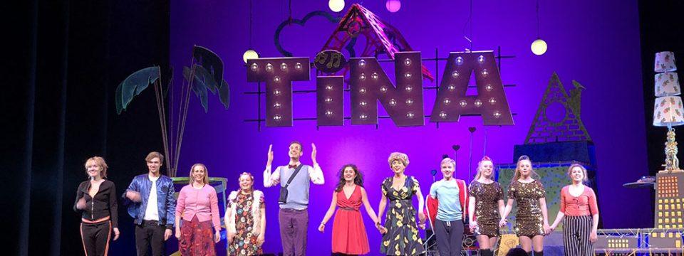 Tina de Musical, niet alleen maar leuk voor tieners