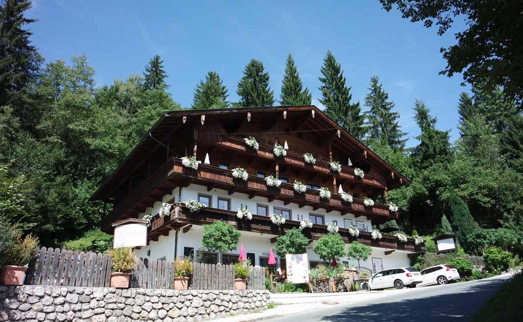 Alpbacher Gästehaus Weiherhof