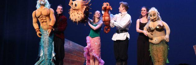 Recensie: De Kleine Zeemeermin van Theater Terra