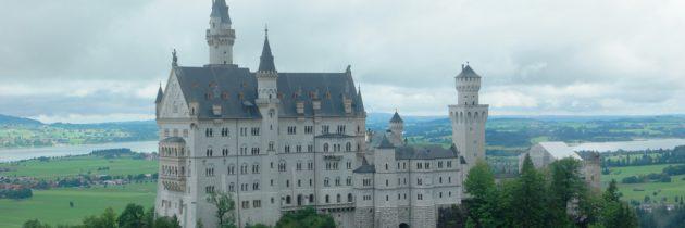 Slot Neuschwanstein met kinderen: op bezoek in een 'echt' Disney-kasteel
