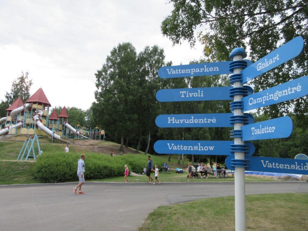Skara Sommarland Zweden