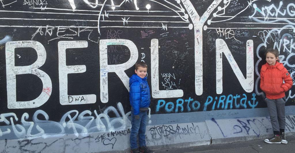 Stedentrip Berlijn met kinderen