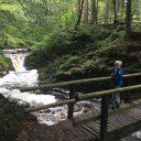 Avontuurlijk wandelen in de Belgische Ardennen langs de Statte en de Hoegne