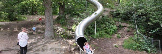 Slottsskogen stadspark in Göteborg: ontdek het gratis dierenpark en de grote speeltuin