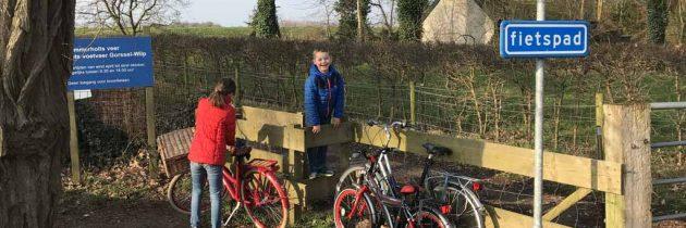 7 tips voor fietstochtjes met kinderen in de winter