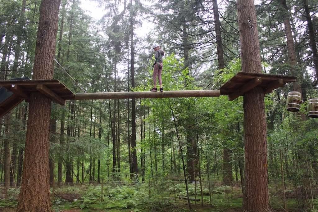 Ook tieners en pubers vinden klimmen vaak nog erg leuk.