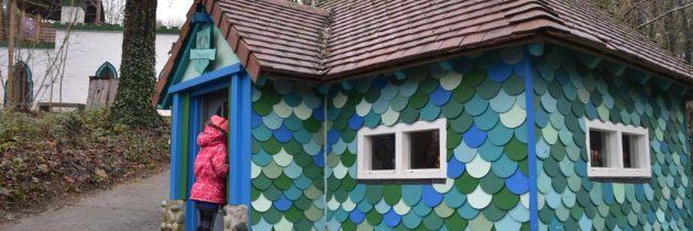 Sprookjesbos Valkenburg, heerlijke speelplek voor jonge kinderen