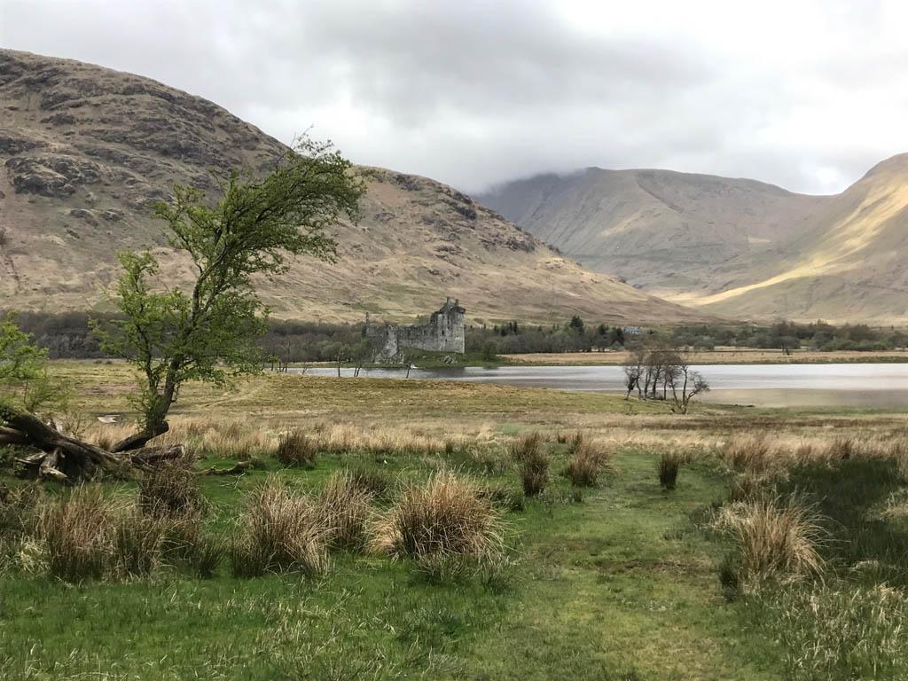 wandelen in Schotland met kinderen divers