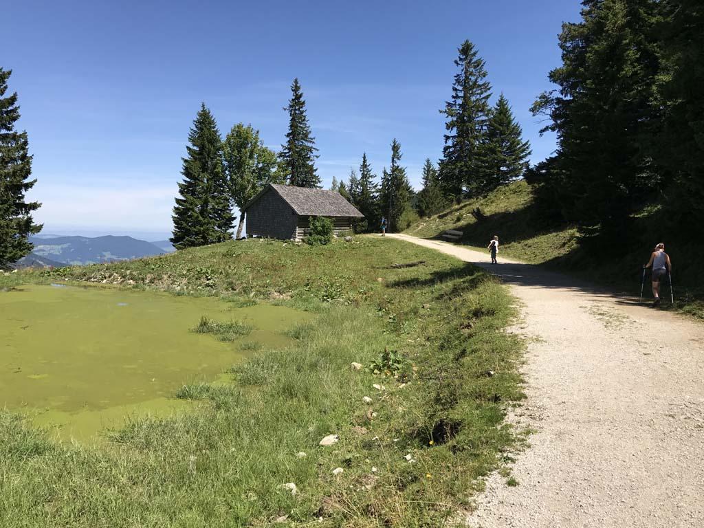 wandelen rondom de wolfgangsee buggyproof