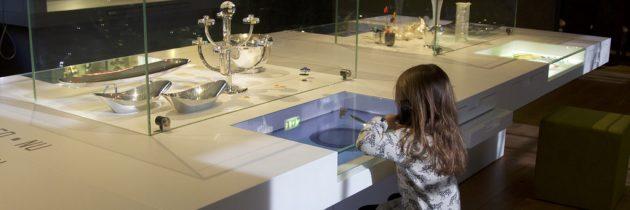 Nederlands Zilvermuseum in Schoonhoven, zelf aan de slag als zilversmid