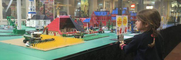 LEGiOmuseum in Grootegast: kijken, bouwen, spelen!