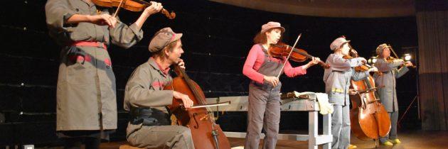 Kleutersinfonietta in het Concertgebouw: Speelgoedfabriek Tokkel & Strijk