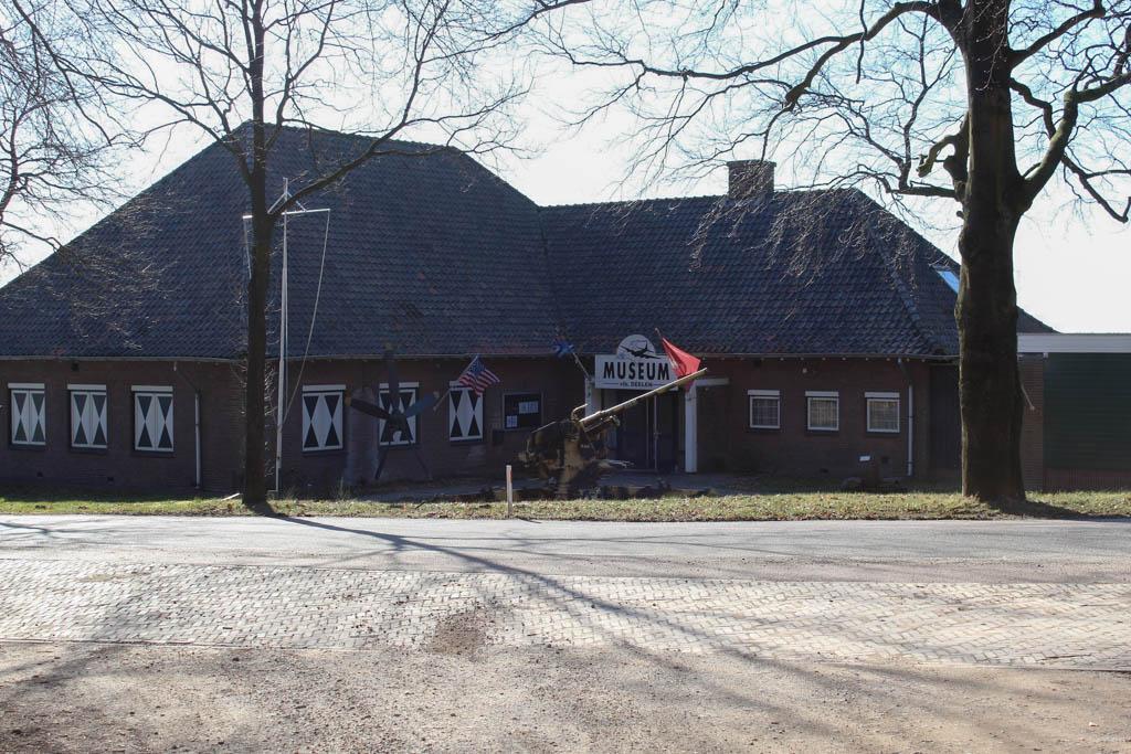 Museum Vliegbasis Deelen.