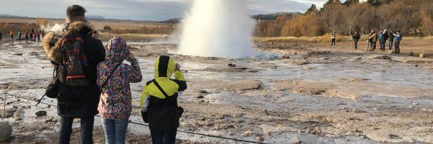 Golden Circle route in IJsland: hoe is het om daar met kinderen heen te gaan?