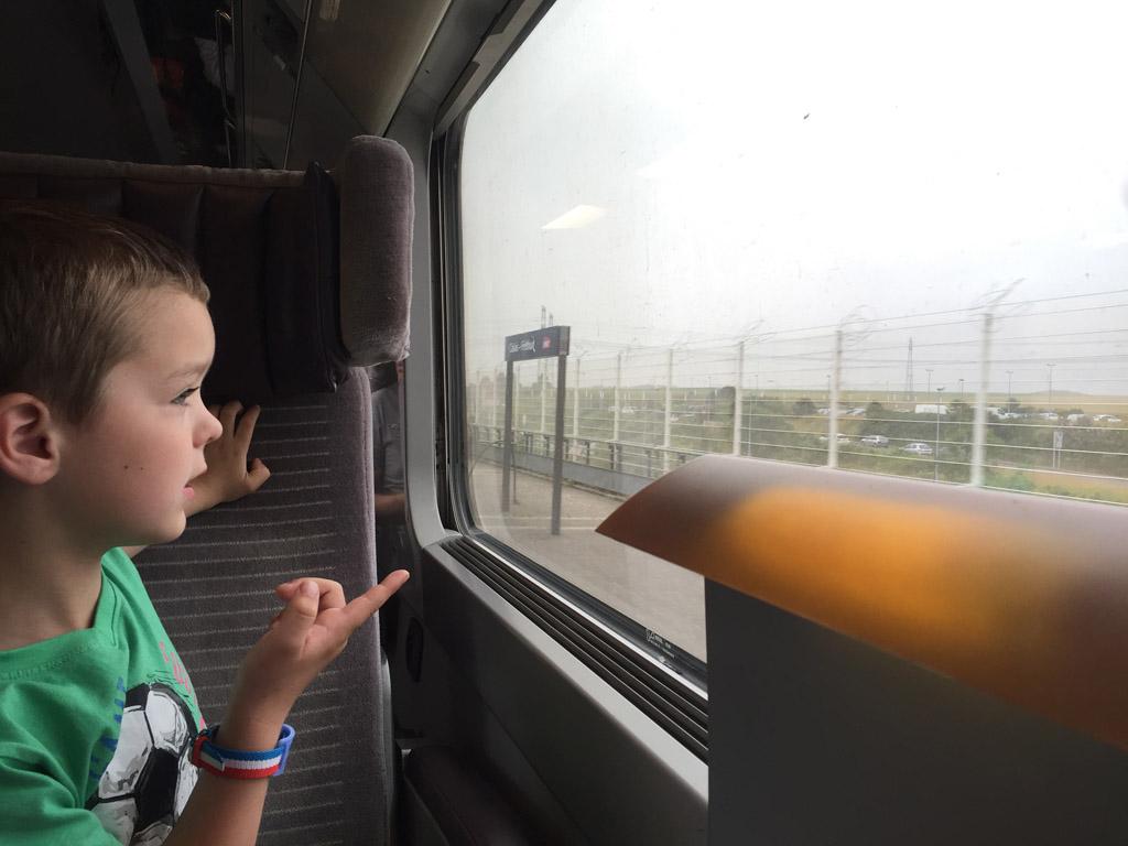 Reis je (op afstand) met ons mee tijdens onze Interrail reis?