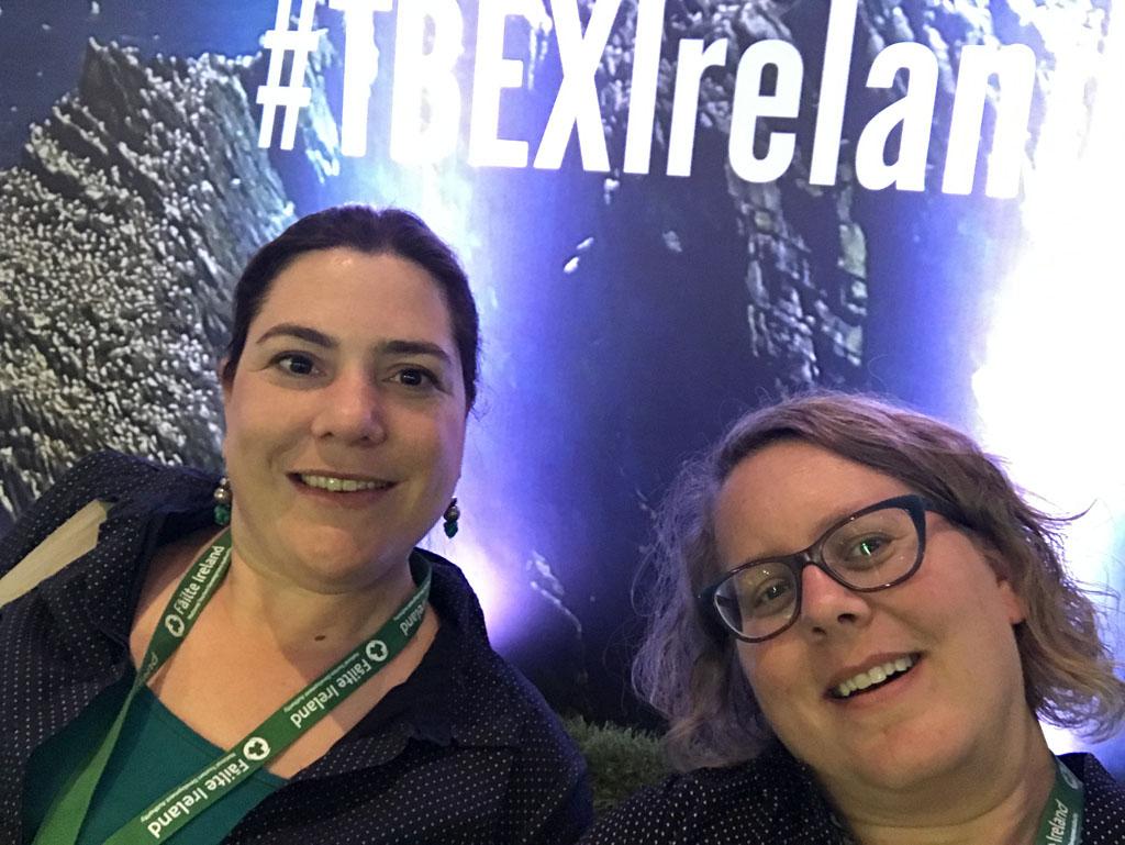Tijdens reisbloggersconferentie TBEX Ireland ontstond het idee.