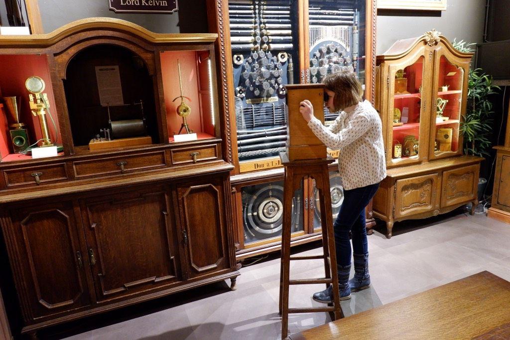 Het wetenschapshuis, een museum in Luik