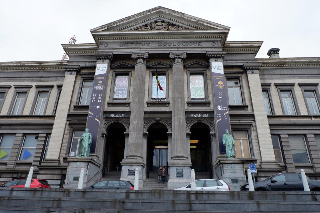 Aquarium-Museum en Wetenschapshuis Luik