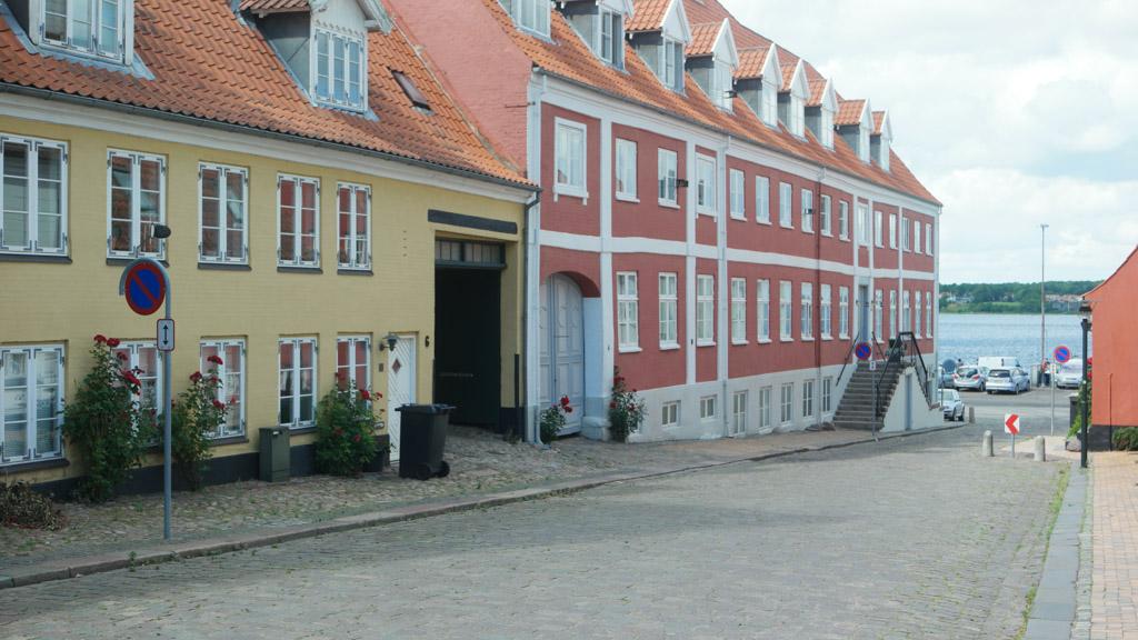 Kleurrijke huisjes.