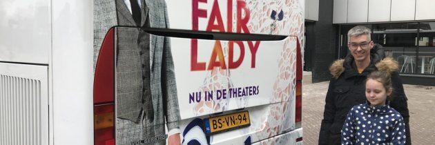 My Fair Lady, genieten van een musicalklassieker met je gezin