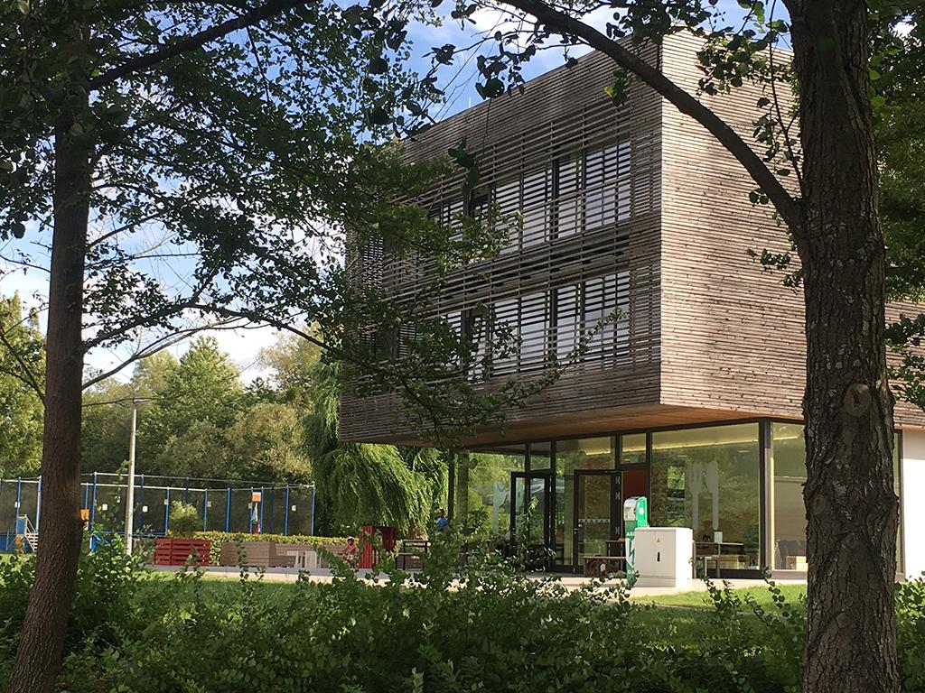 Youthhostel Echternach beschikt over verschillende sportfaciliteiten