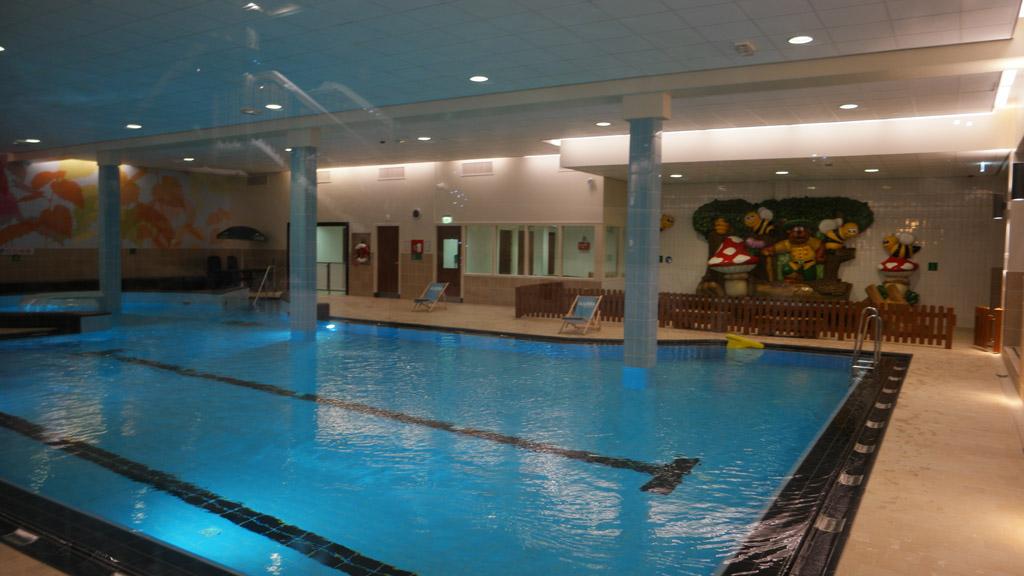 Heerlijk zwemmen bij Landal Winterberg.