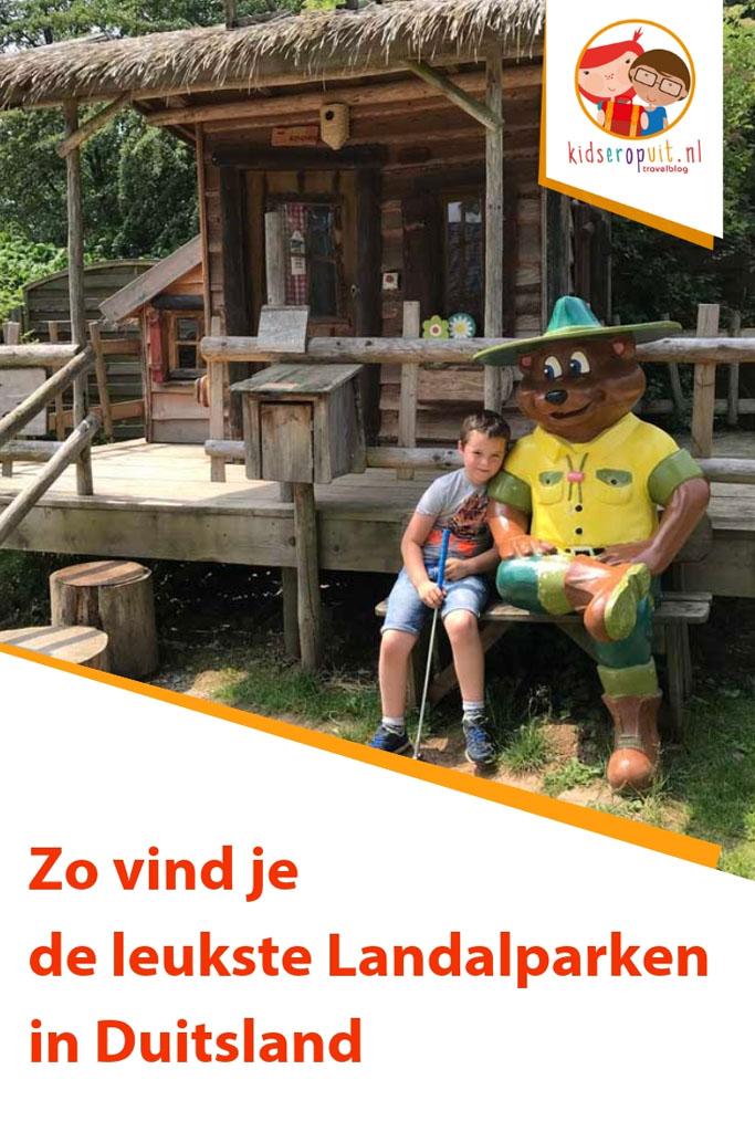 Zo vind je het leukste Landalpark in Duitsland