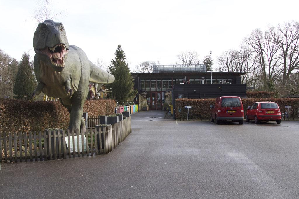Welkom bij het Oertijdmuseum in Boxtel.