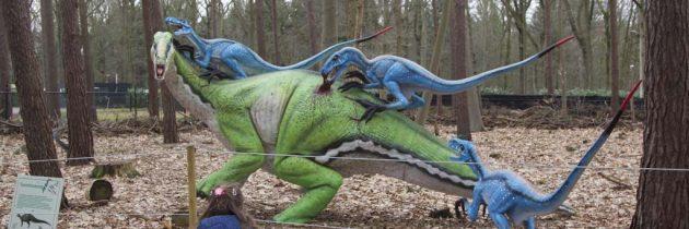 Het Oertijdmuseum in Boxtel, het uitje voor alle dino-fans!