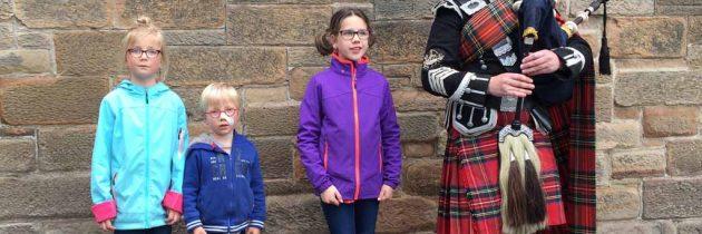 Stedentrip Edinburgh met kinderen, tips voor de bezienswaardigheden die je niet mag missen!
