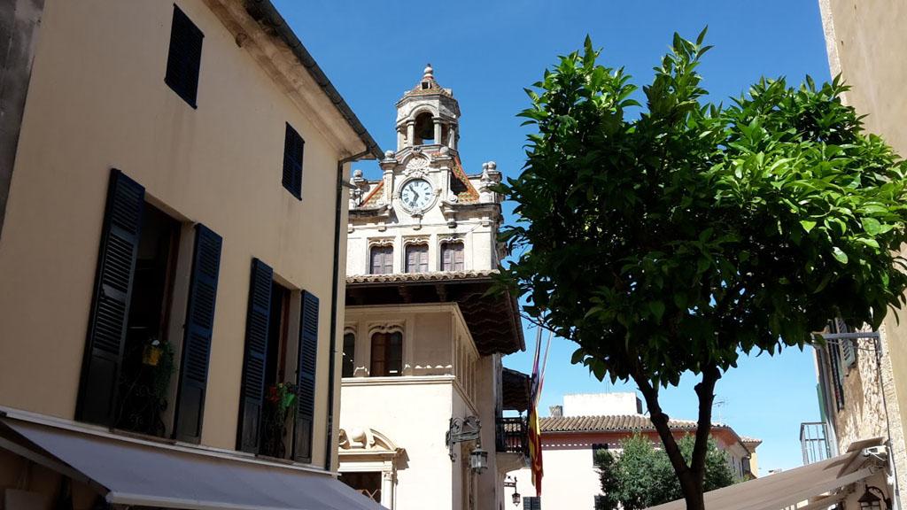 Alcudia is een prachtig plaatsje