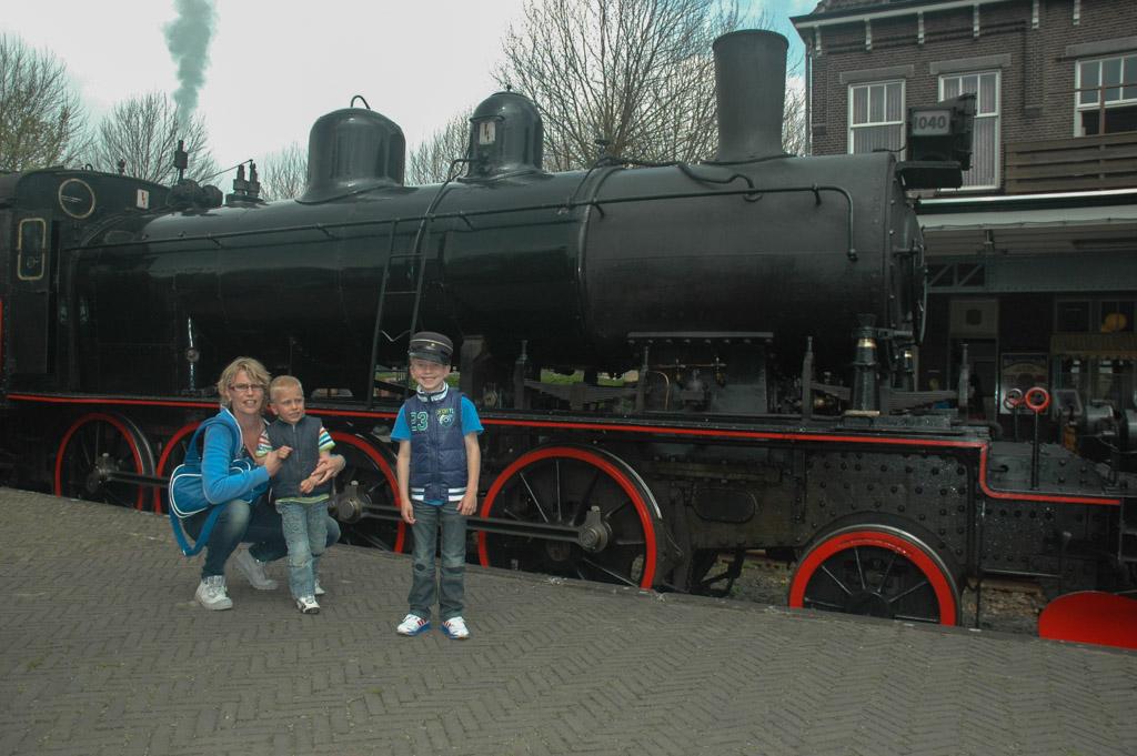 De Miljoenenlijn in Zuid-Limburg (Foto Suzanne)