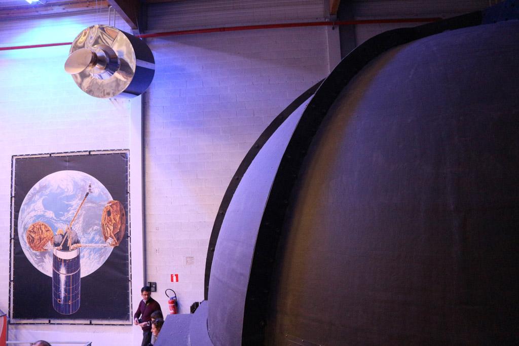 Het Planetarium.