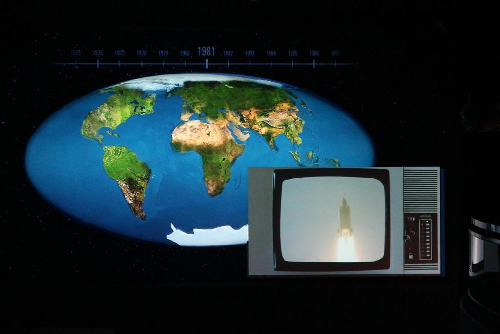 Filmpjes over de geschiedenis van de ruimtevaart.