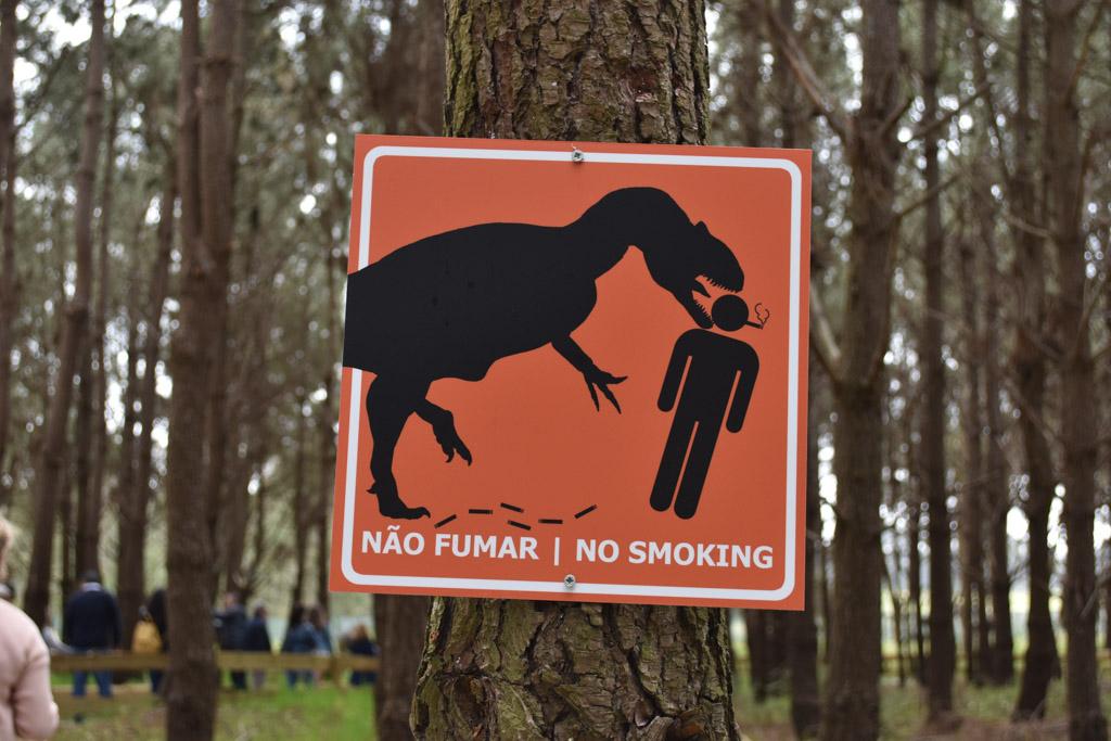Roken is hier verboden
