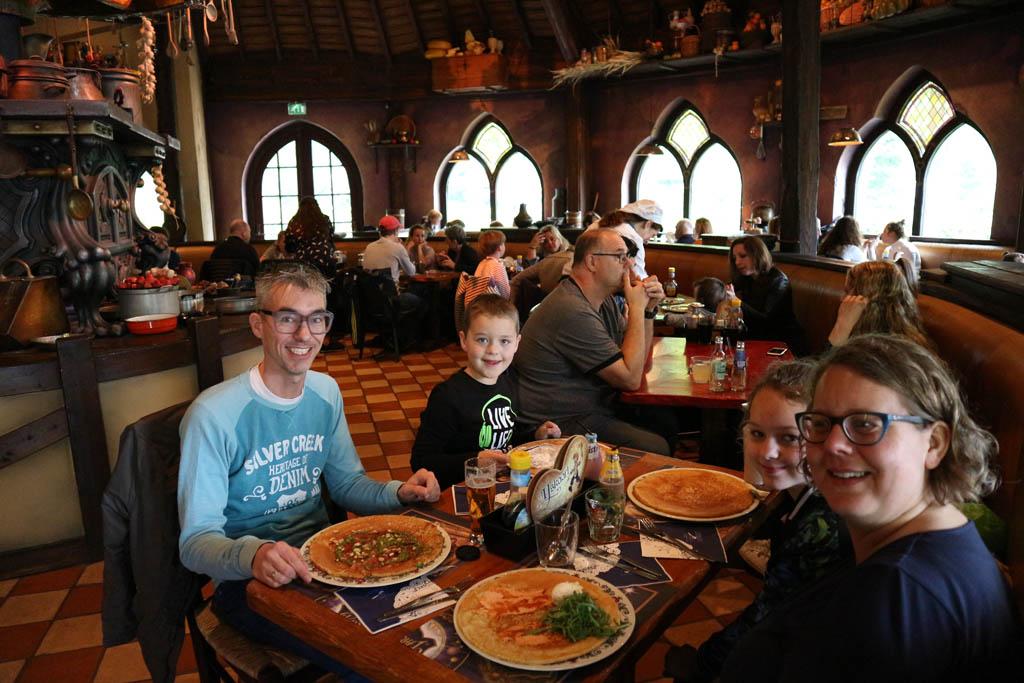 Polles Keuken vonden wij een erg leuk restaurant.