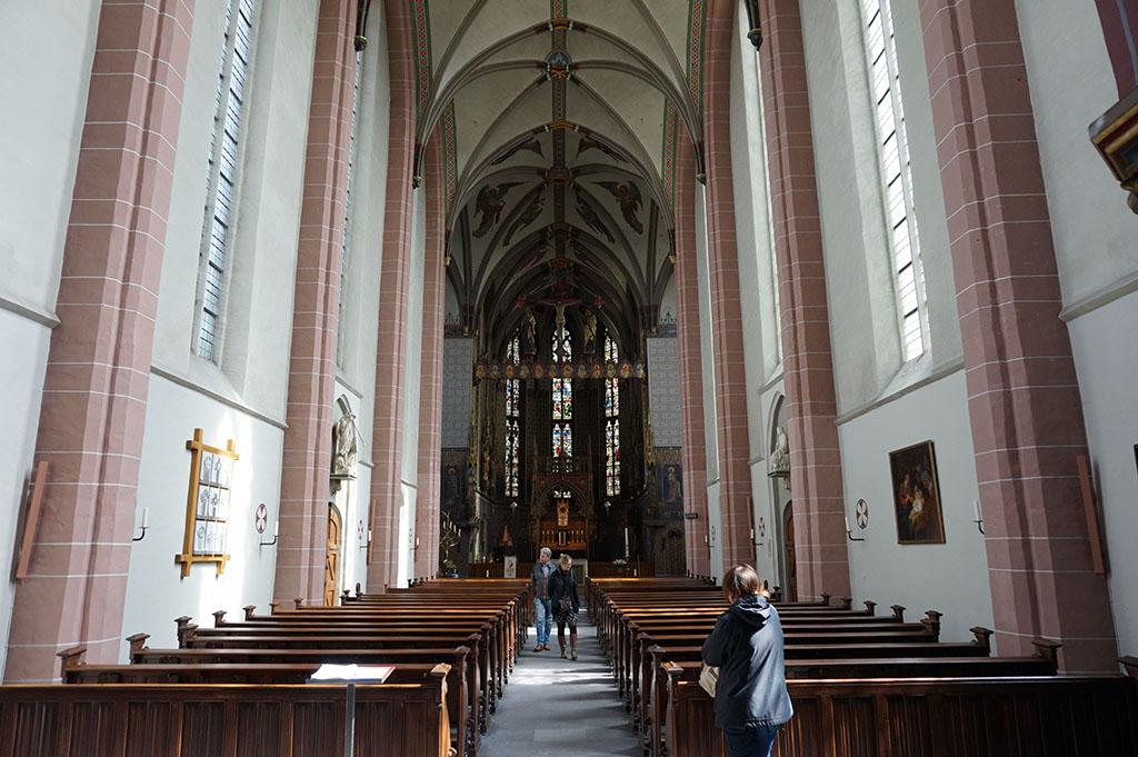 De kerk bij de Peperbus