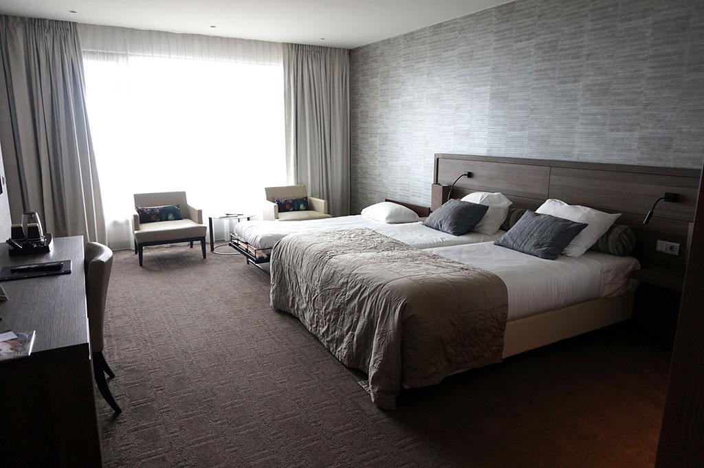 Grote hotelkamer Zwolle met kinderen