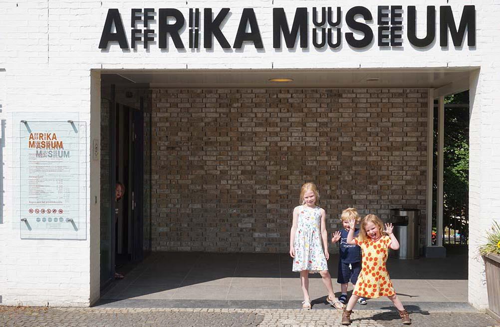 Cultureel uitje met kinderen in Berg en Dal