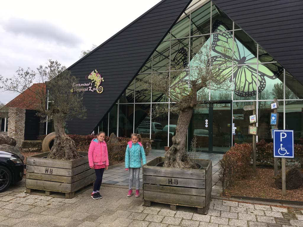 Berkenhof's Tropical Zoo
