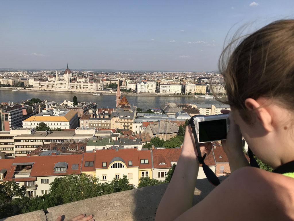 We hebben zoveel foto's gemaakt van de fantastische uitzichten die we steeds treffen.