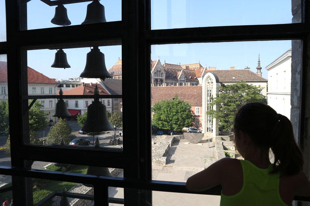 Mooie uitzichten is wel een terugkerend thema tijdens een stedentrip in Boedapest.