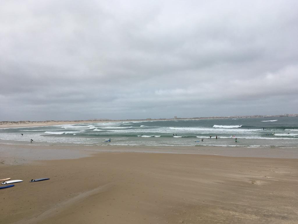 Een perfecte plek om te surfen