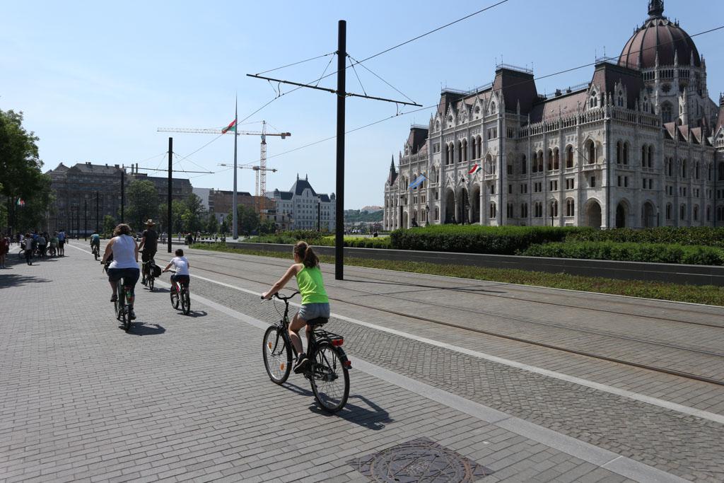 En we fietsen weer verder.